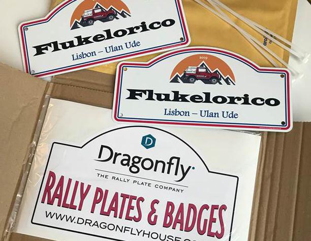 Team Flukelorico Sponsorship