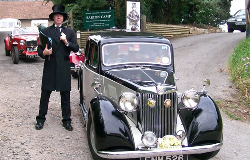 MG Brunel Run